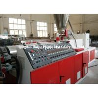 China Building Decoration Plastic Sheet Manufacturing Machine 3 - 30mm Board Thickness on sale