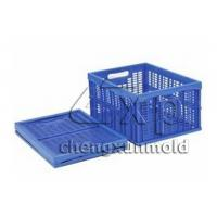 Best agricultural crate mould/Folding crate mould/Collapsible crate mould/plastic stackable crates mould/ wholesale