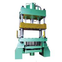 Best Y32 Series Automatic Hydraulic Press Machine  Four Column Rated Force 1000 - 8000KN wholesale