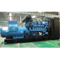 Best Heavy duty  Benz MTU  1000KW  diesel generator set  three phase 230/400v 50hz  for hot sell wholesale
