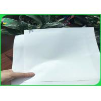 Best 1.2g to 1.5g RBD RPD SPN Jumbo Roll Paper Two Side Coated Flame Resitant wholesale