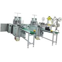 Best Electric Driven Fully Automatic Mask Machine Labor Saving With Aluminum Alloy Rack wholesale
