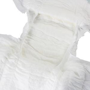 China Anti Leak Comfortable Printing PE Adult Panty Diaper on sale