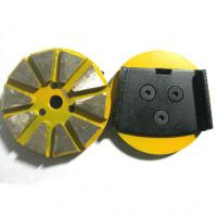 China Diamond Grinding Disc For Concrete With Ez Lock on sale