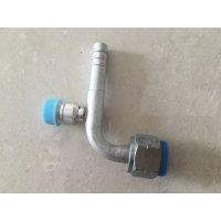 Buy cheap Auto A/C Hoses O-Ring Female Beadlock Fittings With R134a Port A/C Couplers Air from wholesalers