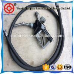 Best High performance 45mm heat resistant fiber braided  gas station rubber hose wholesale