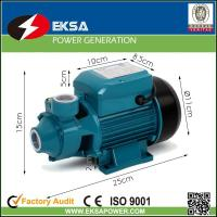 Best 0.5HP single phase electric motor water pump with avoid impeller jam function wholesale