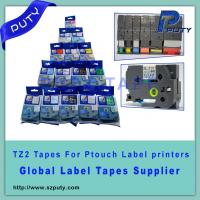 China Manufacturer compatible 18mm TZ tape black on white Brother P touch TZ-241 TZE241 on sale