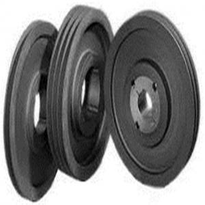 China Hydraulic 1600mm OD GG20 GG25 Cone Crusher Pulley Wheels on sale