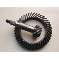 China Polishing ISUZU Helical Bevel Gear  20CrMnTi Material Right Hand Direction on sale
