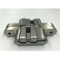 Best Adjustable SOSS Type Invisible Spring Hinges With Zinc Alloy Body SS Center wholesale