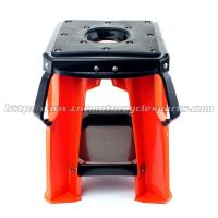 Best Hard Plastic Motorcycle Repair Stand Protect Your Front Disc And Brake Caliper wholesale