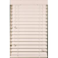 Best 50mm pvc foamwood venetian blinds with steel headrail and pvc foamwood bottomrail wholesale