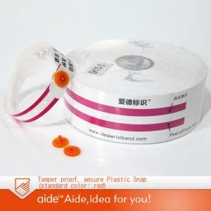 Best Patient ID Wristbands wholesale