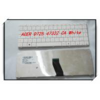 Brand New Laptop Keyboard for Acer D525 D725 Nv40 White Color Us Keyboard