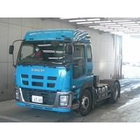Best 350hp Engine Power Second Hand ISUZU Trucks Efficient For Constructions wholesale