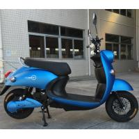 Best 45km/h Electric Moped Scooter For Adults , Electric Scooter No Licence Required  wholesale
