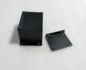 Best 40x50x60mm Sandblasting 6063-T5 Aluminum Extrusion Case wholesale