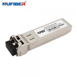 Best 25G SFP28 SR 850nm 100M Optical Transceiver Module wholesale