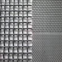 Best Anti Corrosion Crimped Wire Mesh For Mining / Stone Crusher Vibrating Screen wholesale
