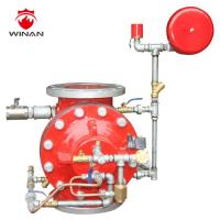 China 12~16 Bar Fire Fighting Valves , Fire Deluge Valve With Motor Alarm on sale