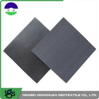 China PE HDPE Geomembrane Liner Durable For Environment Protection 0.50mm on sale