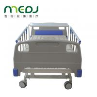 China Multi - Function Hand Crank Hospital Bed Manual Turn Over Adjustable on sale
