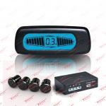 Best Digital Wireless LCD Parking Sensor System RS-116-4M wholesale