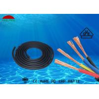 Buy cheap 4×0.75mm² Four Core Rubber Sheathed Cable For Swimming Pool Light from wholesalers