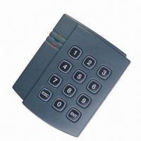 Best RFID slave Mifare card reader, built-in electric buzzer for audible card entry and programming wholesale