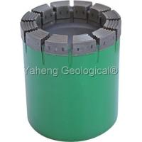 Best 1 - 12 Hardness HQ Diamond Drill Bit / Nq Core Diameter With Reaming Shell  wholesale
