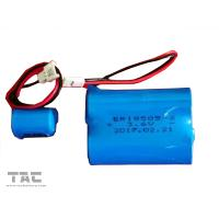 China ER18505 3.6V LiSOCl2 Battery For Bike Computer Auto Lock Primary on sale