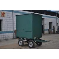 Buy cheap Mobile Trailer Type Vacuum Transformer Oil Filtration Machine from wholesalers
