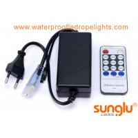 China CE RoHS LED Lighting Accessories RF Dimmer Led Controller AC110 - 220V on sale