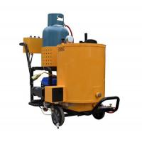 China Walk Behind Crack Sealing Machine For Asphalt Road Crack Repair on sale