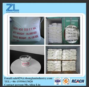 China 99.6% bleaching agentOxalicAcid on sale