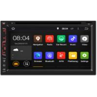 Best 6.95 Inch Universal Car Media DVD Andriod GPS Buletooth With Andriod 7.1 wholesale