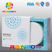 Best White Cardboard Soap Packaging Paper Box With Custom Design wholesale