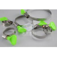 China Supplier German Type Hose Clamp/Clip Worm Drive Hose Clamp