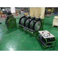 China termofusion welding machine for HDPE pipes 200MM-450MM ,POLY PIPE WELDING MACHINE, on sale