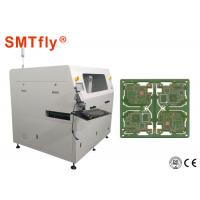 Best Inline Cnc PCB Router Machine , PCB Laser Cutter Double Workbench SMTfly-F06 wholesale