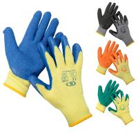 Best cheapest cut resistant gloves,latex coated cut resistant safety gloves wholesale
