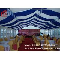 Best Large Inflatable Heavy Duty Event TentsSemi - Permanent For Christmas Party wholesale
