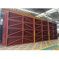 China Carbon Steel Seamless Tube Economizer For Boiler Heat Exchanger ASME Waste Heat Energy on sale