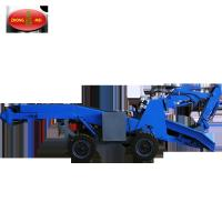 China Good Price 50T Small Wheel Mucking Rock Loader For Stones on sale