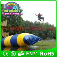 Best Water Playing Inflatable Catapult Blob large inflatable pillow blob wholesale