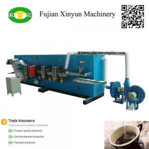 China Customized automatic folding coffee filter bags making machine on sale