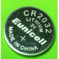 China CR2032 Lithium Battery 3V CR2032 lithium battery  on sale