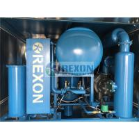 China Weather Proof Type Double Stage High Vacuum Dielectric Oil Purifier Machine 9000Liters/Hour on sale