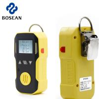 China Sound And Light Alarm Single Gas Detector , Handheld Hcl Gas Analyzer on sale